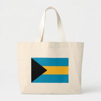 Flagga av Bahamas Jumbo Tygkasse