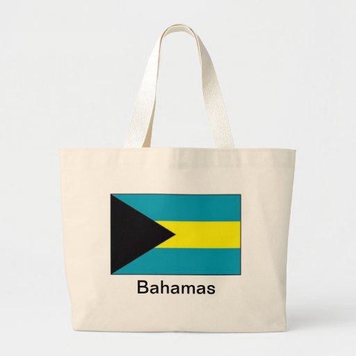 Flagga av Bahamas Tygkasse