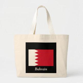 Flagga av Bahrain Jumbo Tygkasse