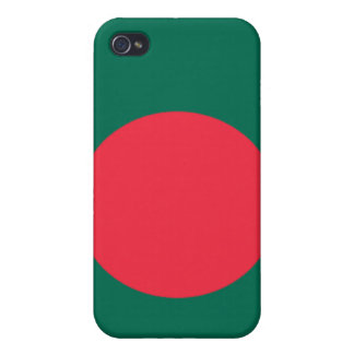 Flagga av Bangladesh iPhone 4 Hud