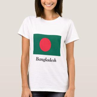 Flagga av Bangladesh Tee Shirts
