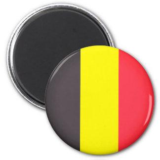 Flagga av Belgien Magnet
