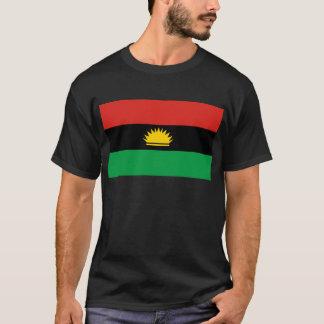 Flagga av Biafra (Bịafra) Tee Shirt