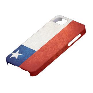 Flagga av Chile iPhone 5 Skal