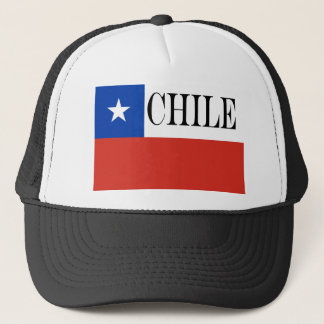 Flagga av Chile Keps