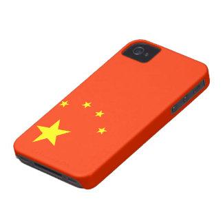 Flagga av chinablackberry boldfodral