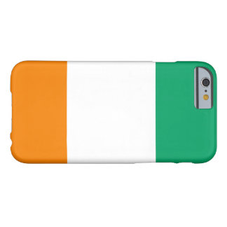 Flagga av Cote d'Ivoire Barely There iPhone 6 Fodral