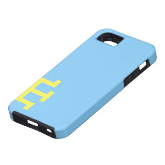 Flagga av Crimean Tatar iPhone 5 Skal