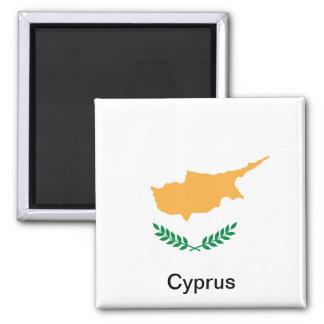 Flagga av Cypern Magnet