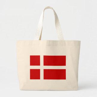 Flagga av Danmark Jumbo Tygkasse