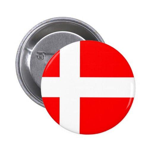 Flagga av Danmark Pins