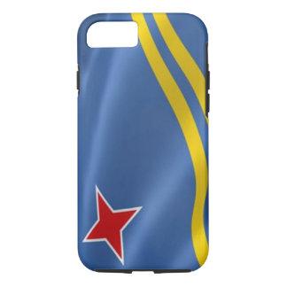 Flagga av den Aruba iPhonen 7 Tough™