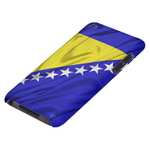 Flagga av den Bosnien och Hercegovina ipod touch c iPod Touch Cases