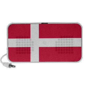 Flagga av den Danmark OrigAudio™ doodle högtalare