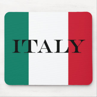Flagga av den italienItalia italienare Musmatta