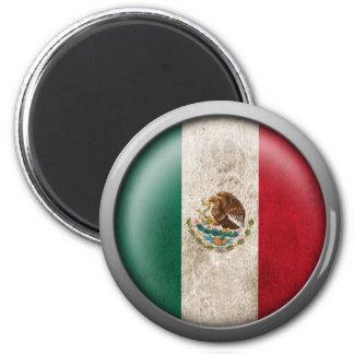 Flagga av den Mexico disketten Magnet