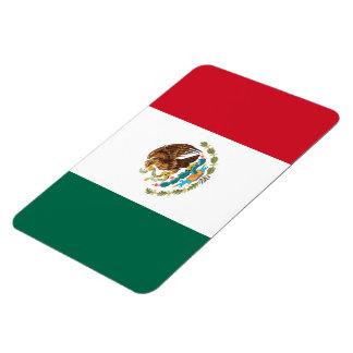 Flagga av den Mexico magneten Magnet
