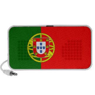 Flagga av den Portugal högtalaren iPhone Högtalare
