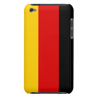 Flagga av den tysklanda iPod Case-Mate iPod Touch Case