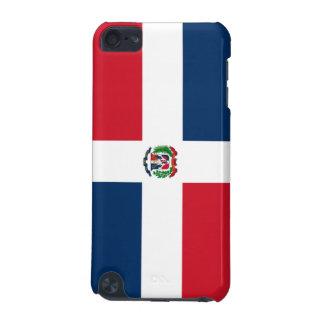 Flagga av det dominikiska fodral för iPod handlagS