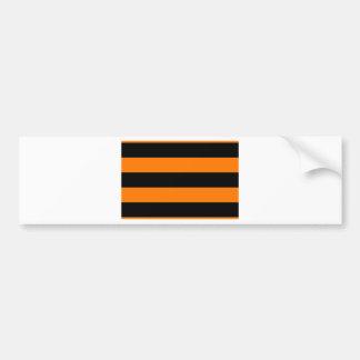 Flagga av det St George bandet - Георгиевскаялента Bildekal