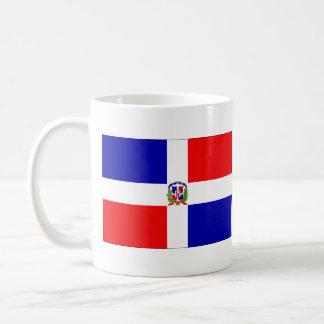 Flagga av Dominikanska republiken Kaffemugg