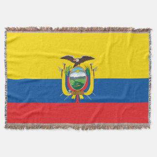 Flagga av Ecuador Mysfilt