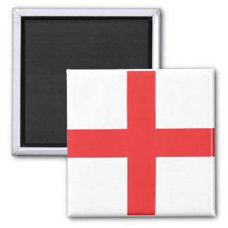 Flagga av England Magnet