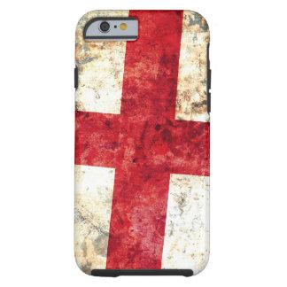 Flagga av England Tough iPhone 6 Fodral