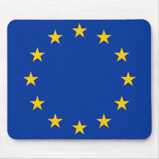 Flagga av Europa, européflagga Musmatta