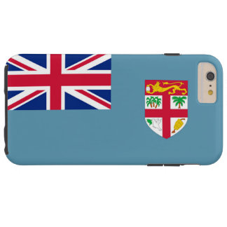 Flagga av Fiji Tough iPhone 6 Plus Skal