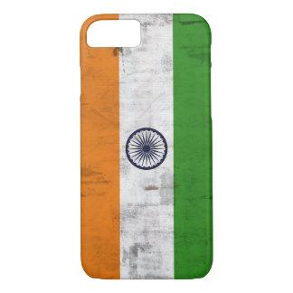 Flagga av fodral för Indien iPhone 7