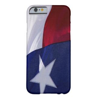 Flagga av fodral för Texas iPhone 6 Barely There iPhone 6 Fodral