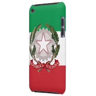 Flagga av Fodral-Kompis för italienvapensköldiPod  iPod Touch Case