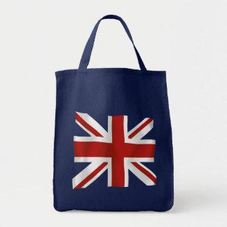Flagga av Förenade kungariket #2 Mat Tygkasse