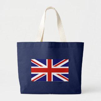 Flagga av Förenade kungariket Jumbo Tygkasse