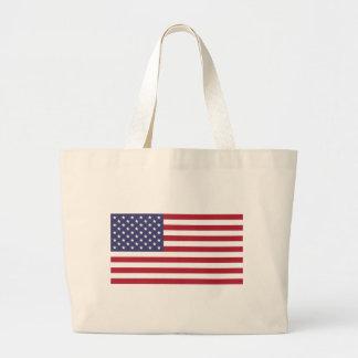 Flagga av Förenta staterna Jumbo Tygkasse