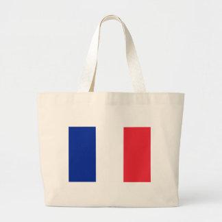 Flagga av frankriken; Fransk flagga, Drapeau de la Jumbo Tygkasse
