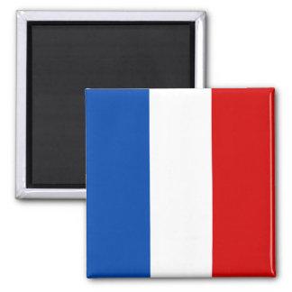 Flagga av frankriken kylskåpmagneter