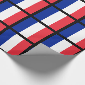Flagga av frankriken, Tricolour medborgareflagga Presentpapper