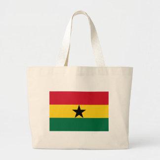 Flagga av Ghana Jumbo Tygkasse
