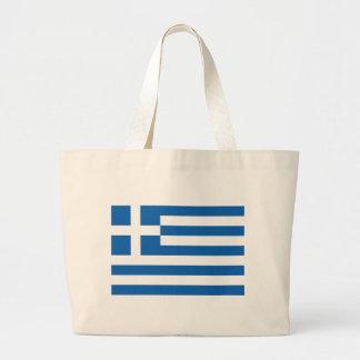 Flagga av Grekland Jumbo Tygkasse