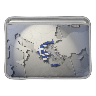 Flagga av Grekland MacBook Air Sleeve