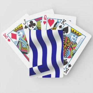 Flagga av Grekland Spelkort