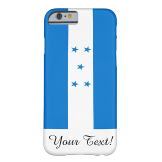 Flagga av Honduras Barely There iPhone 6 Fodral