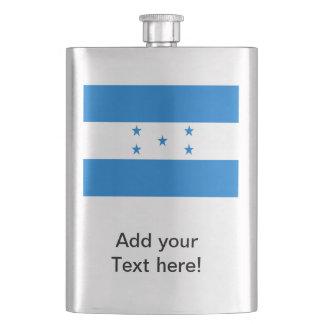 Flagga av Honduras Flask Plunta