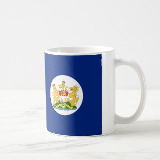 Flagga av Hong Kong 英屬香港 (1959 - 1997) Kaffemugg