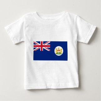 Flagga av Hong Kong 英屬香港 (1959 - 1997) Tee Shirt