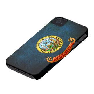 Flagga av Idaho iPhone 4 Case-Mate Fodral