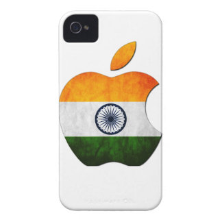 Flagga av India_i4case Case-Mate iPhone 4 Fodraler